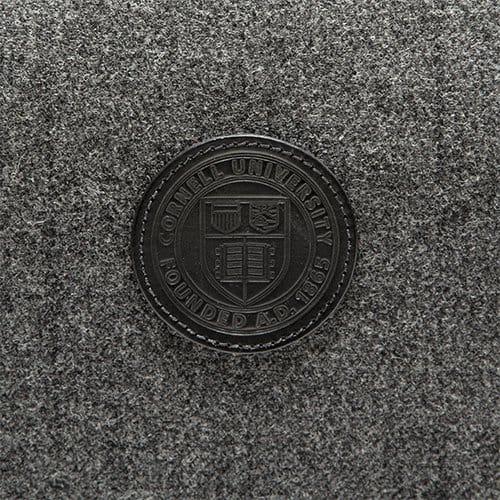 Black Cornell Logo