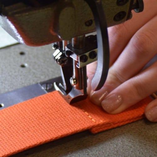 webbing craftsmanship 1
